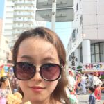 小澤先生・高崎祭り、気に入った様です