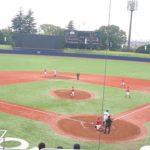 町田先生・野球を観戦に行く